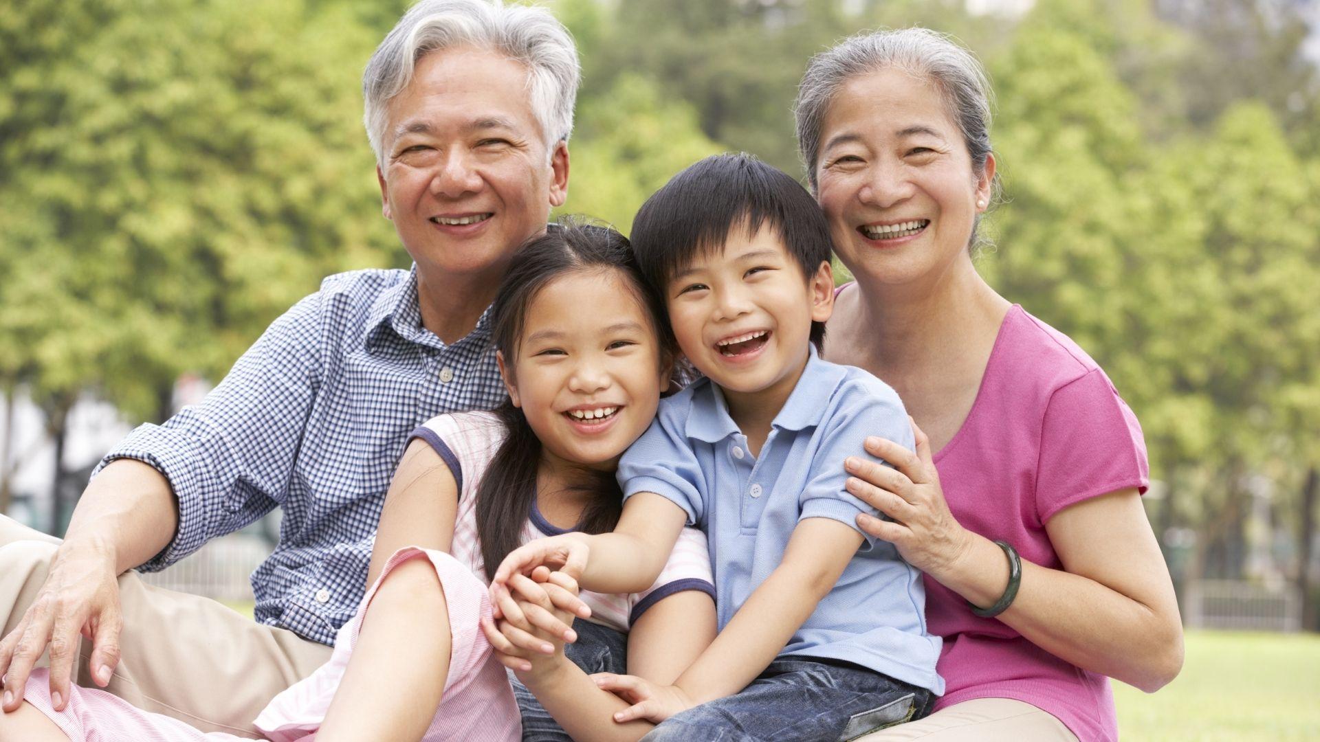 祖父母管教10